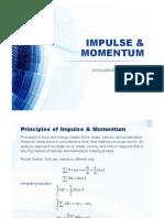 Chpter3 Impulse&Momentum