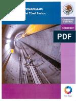 CONAGUA-05 Construcción Del Túnel Emisor Oriente
