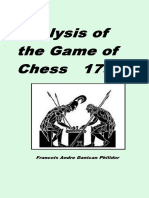 ANALYSIS OF THE GAME OF CHESS 1790 - PHILIDOR.pdf
