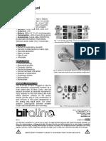 BITalino Plugged Datasheet