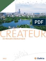 Dalkia 2012 Brochure-fr