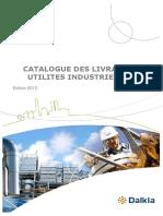 Fr_catalogue Des Livrables_utilités Industrielles