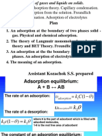 Lecture 03. Adsorption of gases and liquids on solids.ppt
