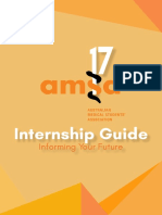 The 2017 AMSA Internship Guide
