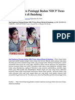 Grosir Suplemen Peninggi Badan NHCP Tiens Harga Murah Di Bandung Dan Sekitarnya