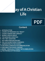 The Way of A Christian Life.pptx