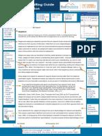 Essay Formatting Guide