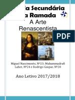 A Arte Renascentista (1)