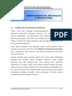 Bagian E_Uraian Pendekatan, Metodologi & Program Kerja