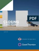 Federal Workforce Study Grant Thornton