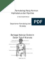 Farmakologi Hormon Hipofisis