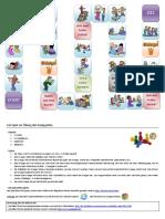 Ein Brettspiel Zum Thema Hobbys Aktivitaten Spiele Klassendynamik Gruppenbildung k 62055