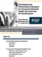 Customer Driven Health Care Summit