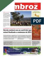 Ambroz Información 6 Agosto 2010