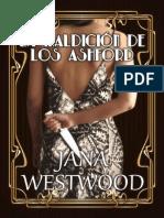La maldición de los Ashford - Jana Westwood