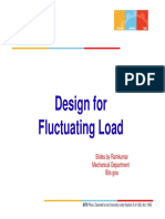 Design Against Fluctuating Load_ Slides