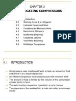Ch3 - Compressors