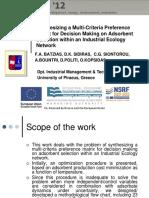 Multi Criteria Matrix