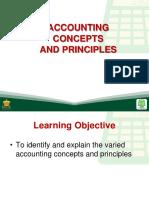 6 accounting concepts and principles
