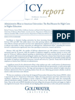 Bloat in the Academy Policy Report FINAL (Goldwater Institute)