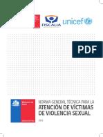 Norma Tecnica Para La Atención de Victimas de Violencia Sexual