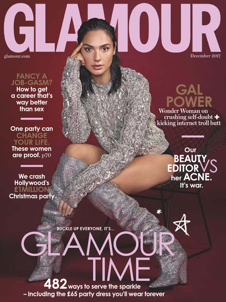 cde74ff4bd124 Glamour UK December 2017