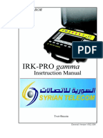 IRK-PRO_gamma_instruction_manual Original v4 Damascus - A4 - Normal