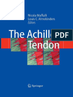 The Achilles Tendon (Springer, 2007)