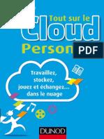 Tout Pour Le Cloud Personnel - Dunod