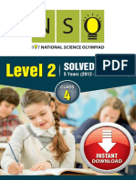 Class 4 Nso 5 Years e Book Level-2 2017