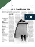 Más que el matrimonio gay, por José Luis Caballero Ochoa y Alejandro Juárez Zepeda