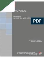 Proposal Isra Mi Raj Doc
