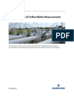 White Paper Fundamentals of Orifice Meter Measurement en 188730