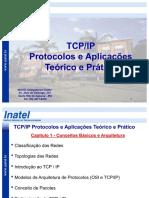 TCP-IP Protocolos e Aplicações Teórico e Prático 40h