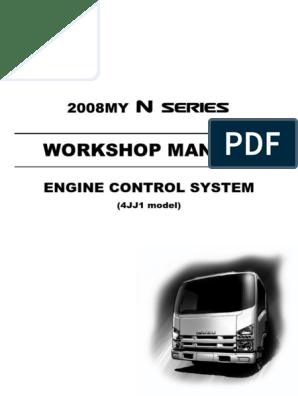 LG4JJED-WE-VN53 - Engine Control System 4JJ1 | Throttle