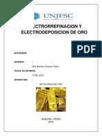 113772126 Electrorrefinacion y Electrodeposicion Del Oro2