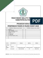 PK. Penerimaan Pasien Anak.doc