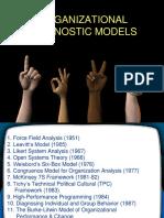 Model Diagnosa Organisasi