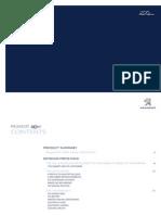 2011 Peugeot iOn press kit