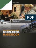 201301 Army Social Media Handbook V3.1