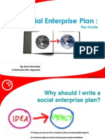 YSEI Social Enterprise Planning Tools