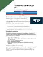 PLANILLA DE CONSTRUCCION CIVIL