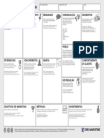 Marketing Strategy Canvas DRB