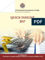 ICAI Quick Insight 2017