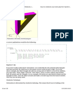 Openscad Manual 4