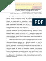 Aprendizagem Histórica nas vozes de crianças da Educação Infantil  ANDRESSAOLIVEIRA_ANPUH2013