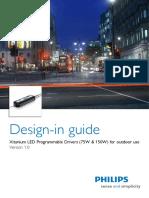 Philips Xitanium Prog Design-In Guide