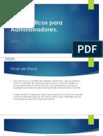 KPI Logísticos Para Administradores