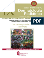 Abstracts Derma Pediatric
