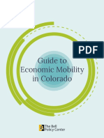 Guide to Economic Mobility report